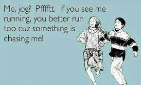 hate running
